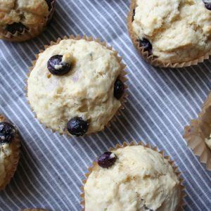 Blueberry Muffins, Muffins, Spring, Summer, Baking
