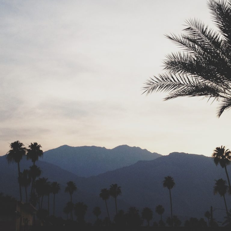 Travel // Birthday in Palm Springs