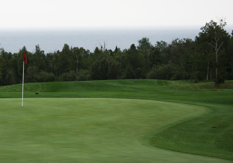 grand marais Minnesota, Cowboy Caviar Ella Frances, Superior National Golf Course