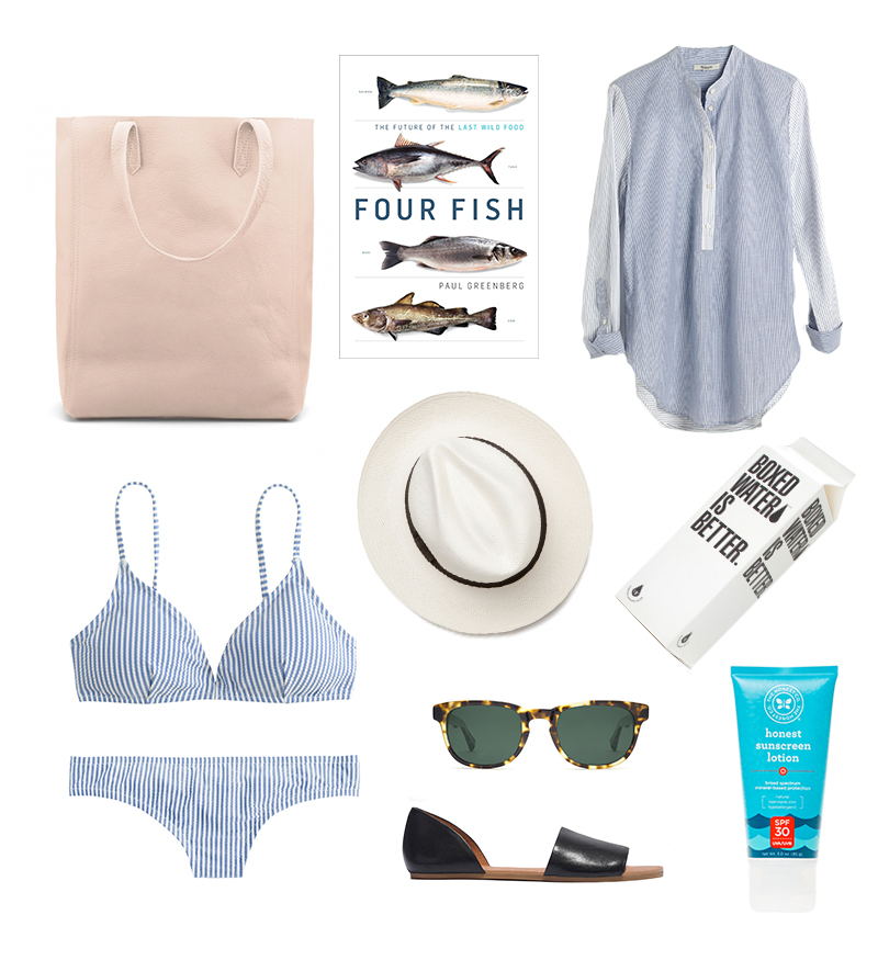 Palm Springs style, cuyana, four fish, madewell, jcrew, J.Crew, Warby Parker, The Honest Company, Boxed Water Is Better
