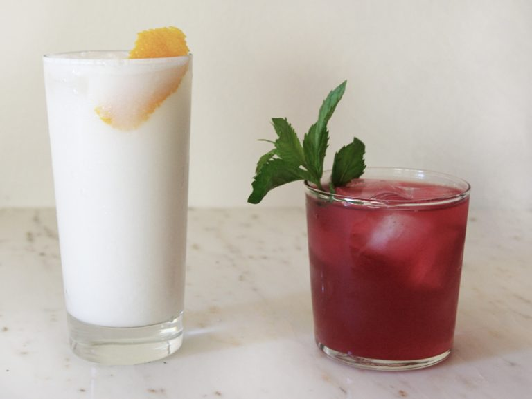 His & Hers Summer Cocktails