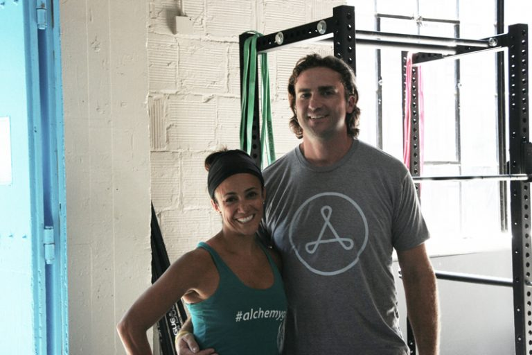 Inspired Interview // Andrea & Mike Jones Founders of Alchemy 365