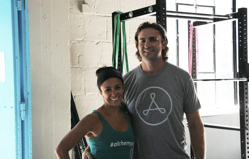 Inspired Interview // Andrea and Mike Jones of Alchemy 365, CrossFit, Vinyasa Power Yoga, Minneapolis Fitness, Gym, Group Fitness