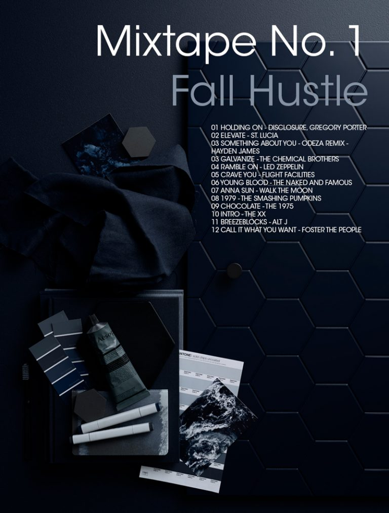 Mixtape No. 1 Fall Hustle