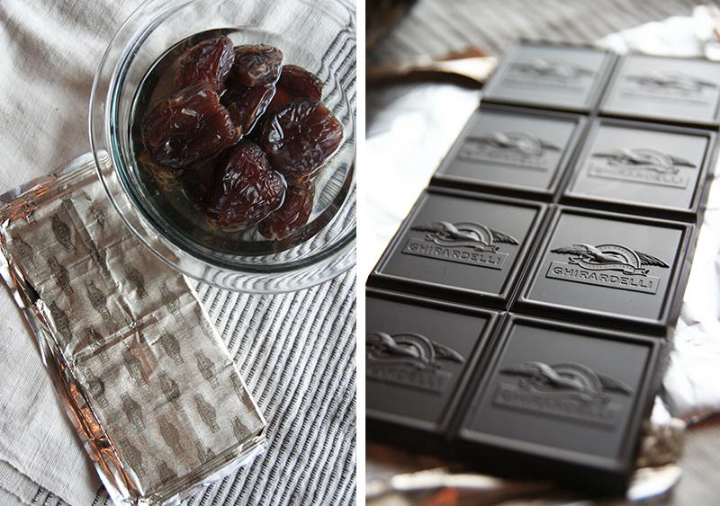 Cacao & Date Truffles with Maldon Salt
