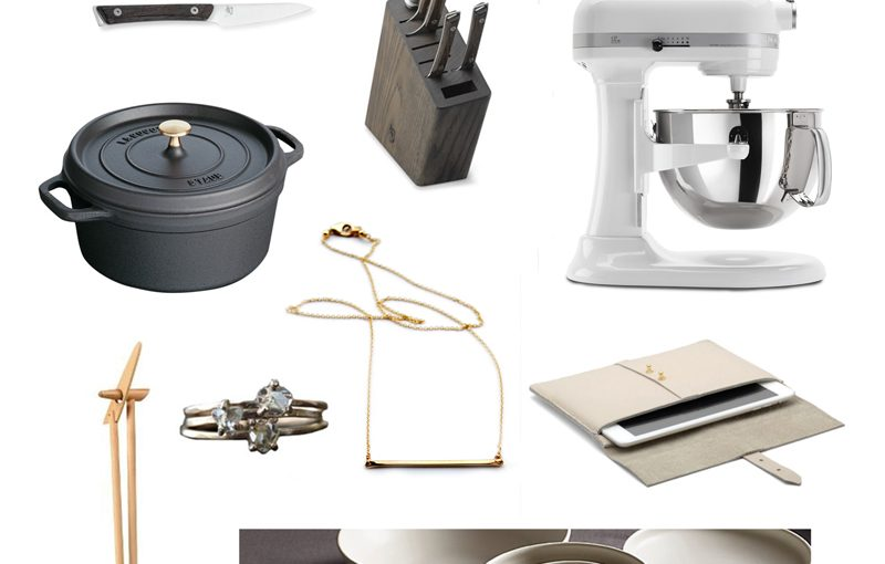 Ella Frances Gift Guide // 2015