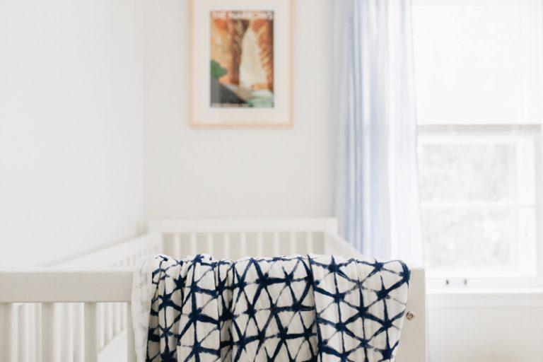 Noah's Nursery Reveal