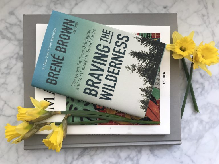 Book Club Spring 2018 | 'Braving the Wilderness' by Brené Brown |