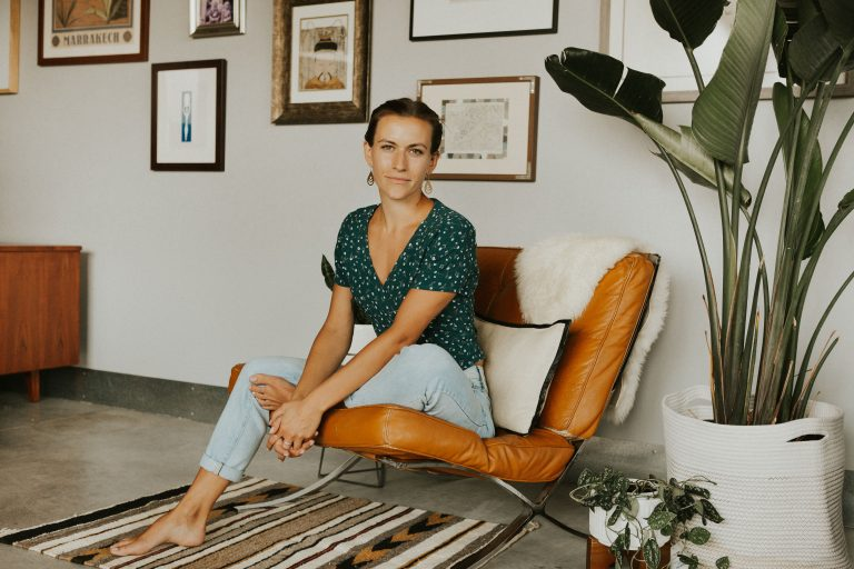 Inspired Interview // Katlyn Daoust Founder of Plants by Her