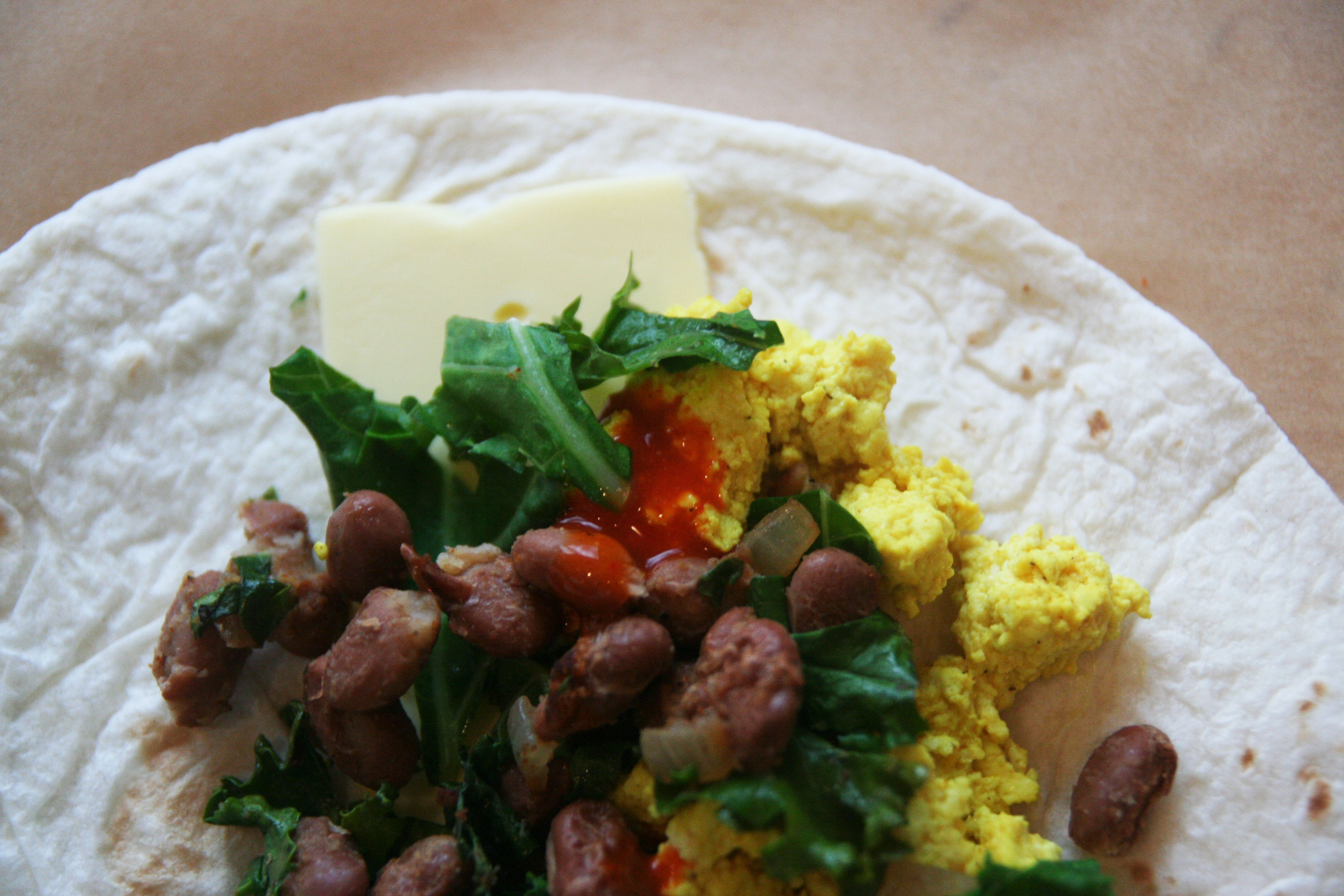 Meal Prep Breakfast Burritos Vegan, Veggie Easy 2