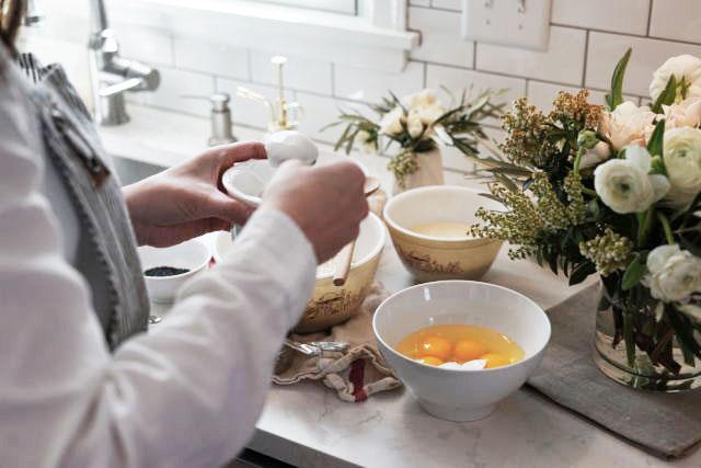 Savory Waffle Recipe Eggs