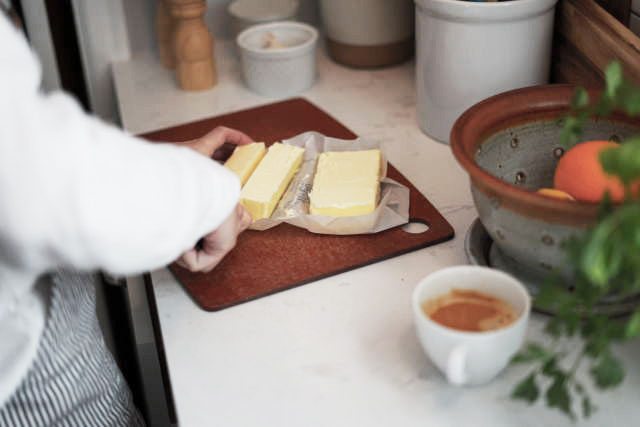 Savory Waffle Recipe Butter
