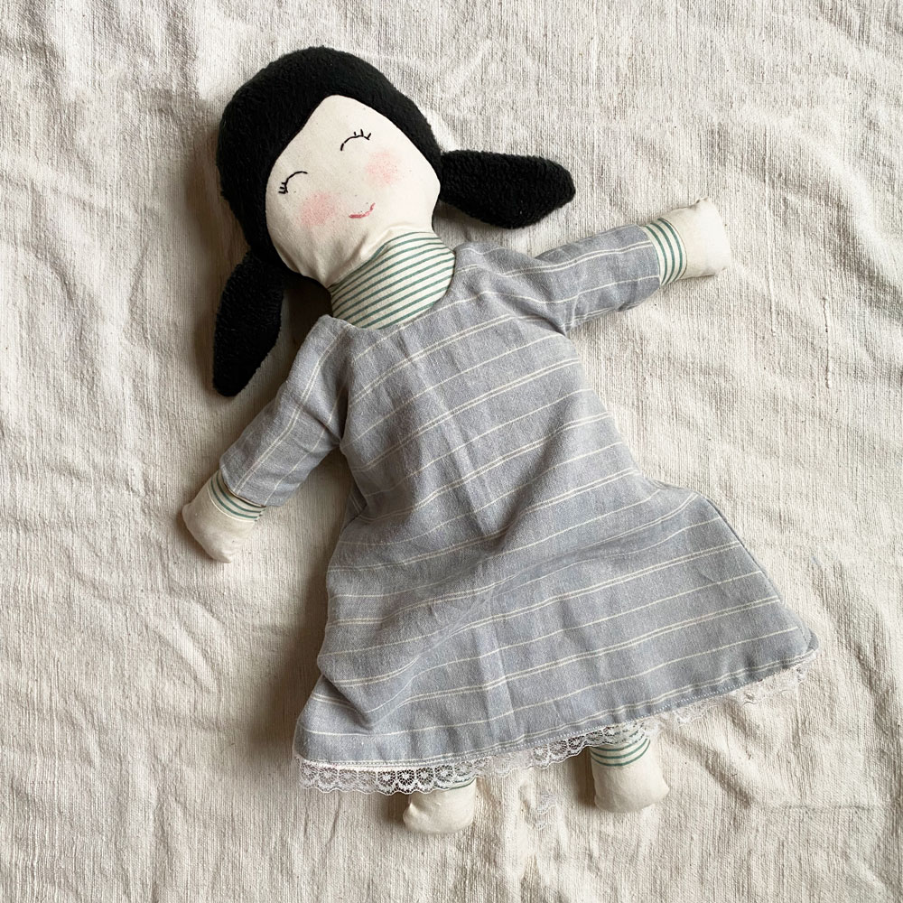 Made to Order: Handmade Doll
