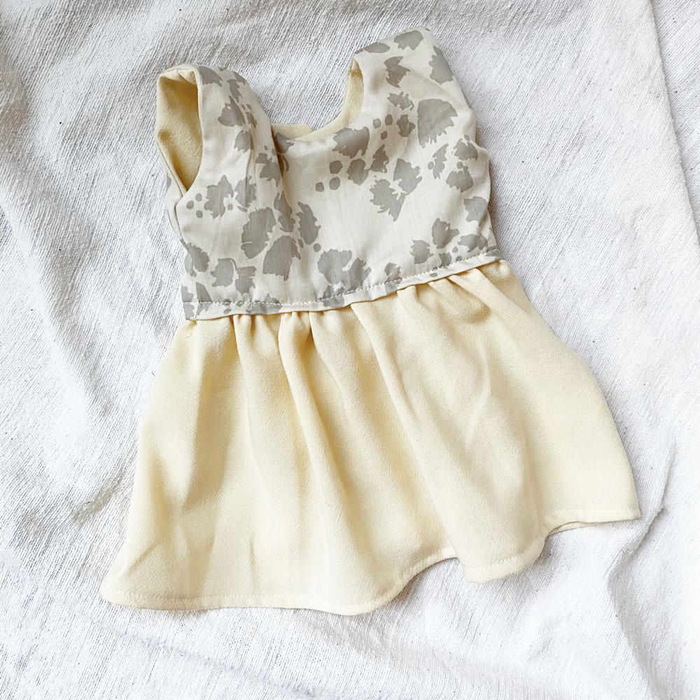 Handmade Doll - Short Dress
