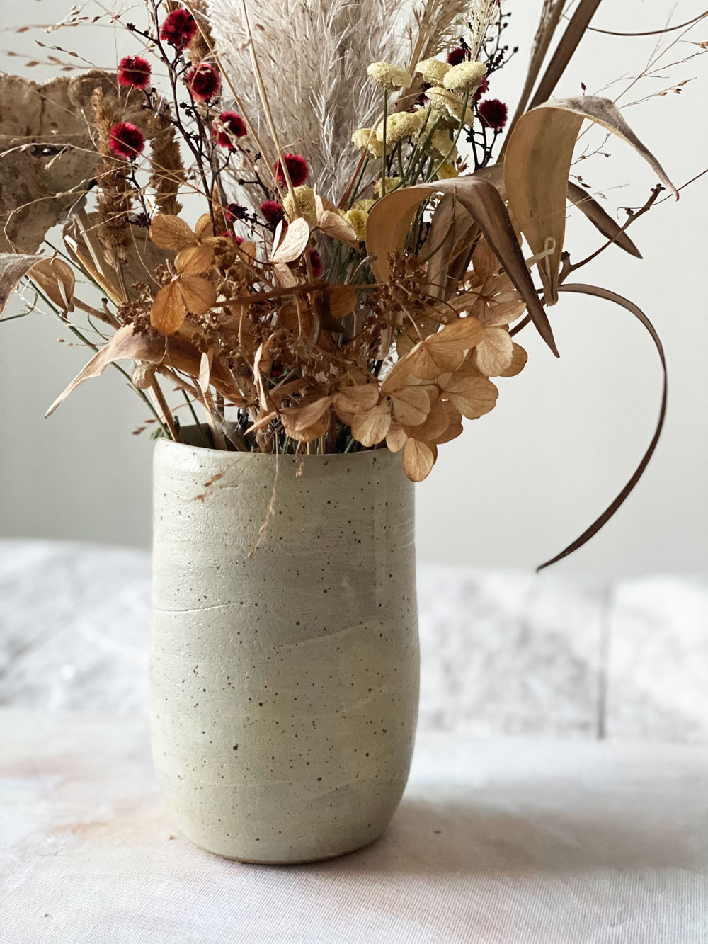 Whimsical Love - Dried Floral Arrangement