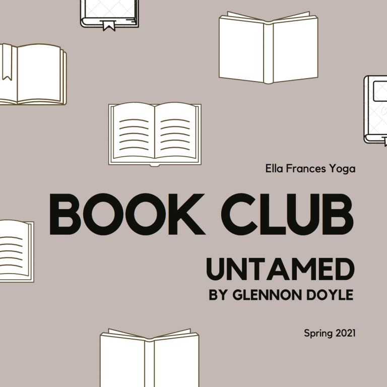 Book Club | Untamed by Glennon Doyle